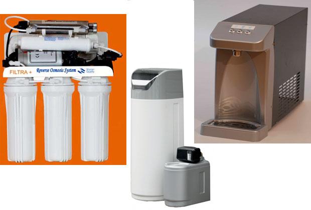 Sistemi di filtraggio per l 39 acqua di casa ed ufficio - Acqua depurata in casa ...